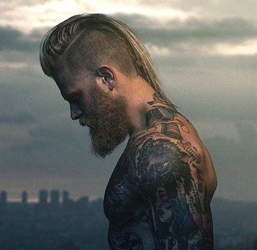 Best Mohawk Style Men Should Give A Try In 2020 Mens