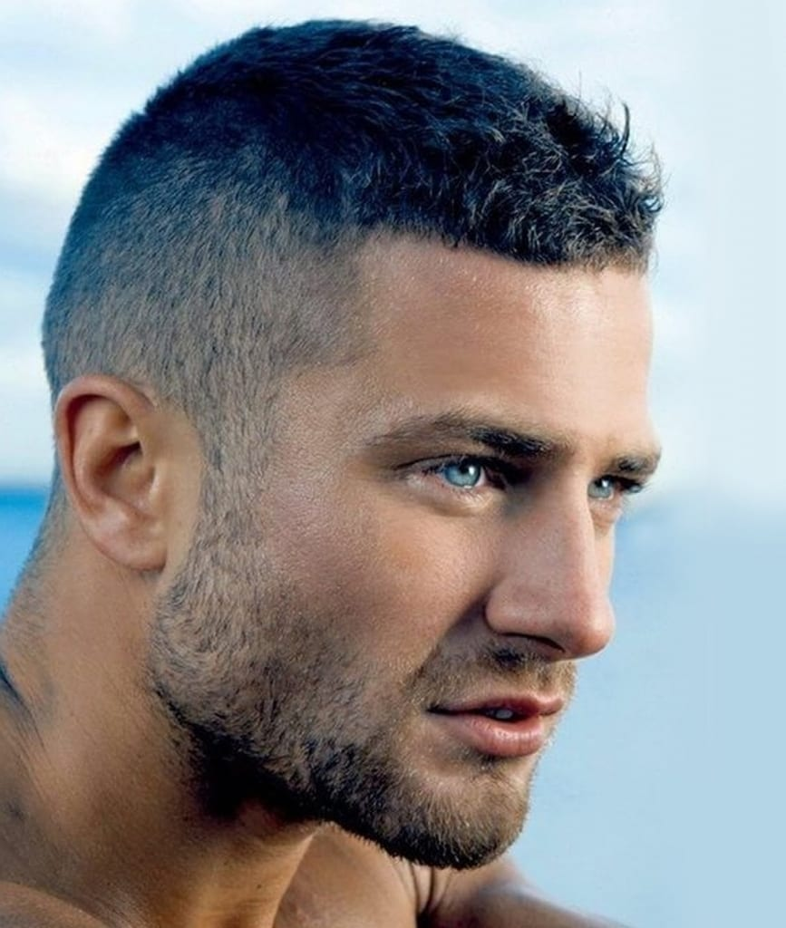 Mens Short Mohawk Hairstyles Top Short Men39s Hairstyles Of 2016 Hairstyles Spot