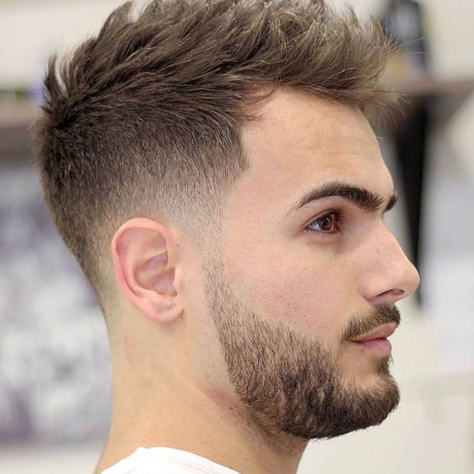 15 Modern Spikes Hairstyle For Men To Try In 2019 Men S