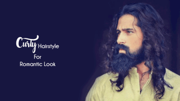 popular Curly Hair For Romantic Look