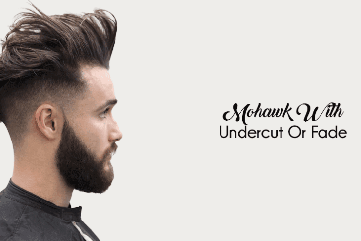 trendy mohawk haircuts