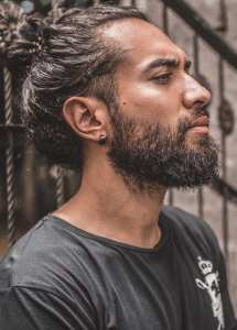 Best manbun long haircut for boys
