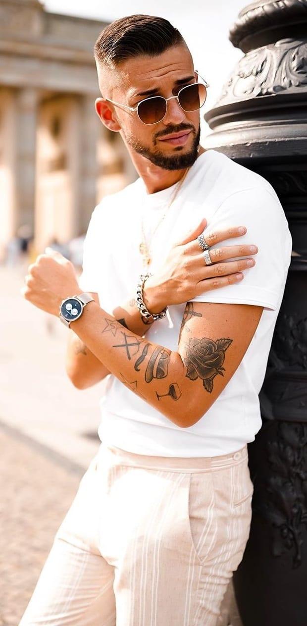 Trendy Shorts Haircut For Men