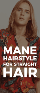 Mane Hairstyle for Straight Hair