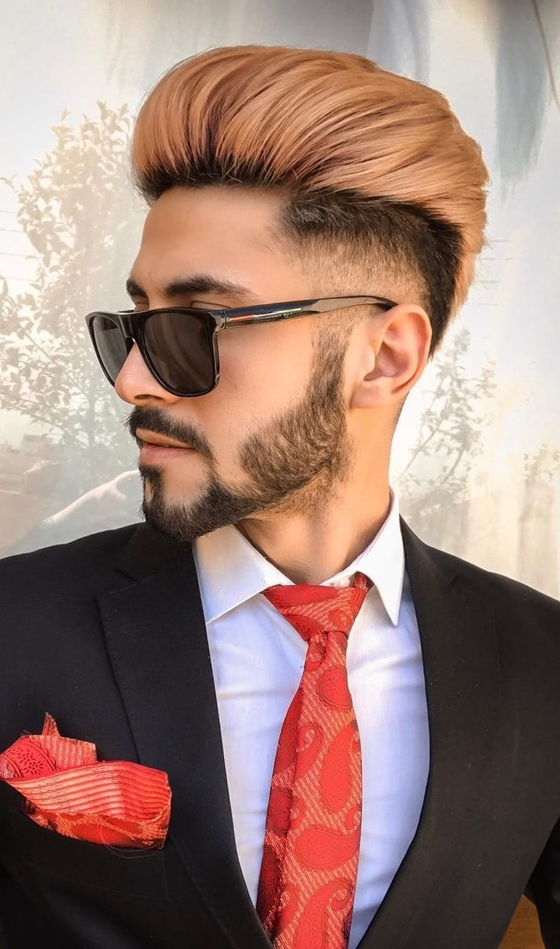 15 Amazing Hair Color Ideas for Men