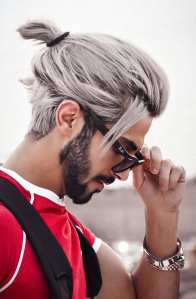 Hair Color Trends for Men
