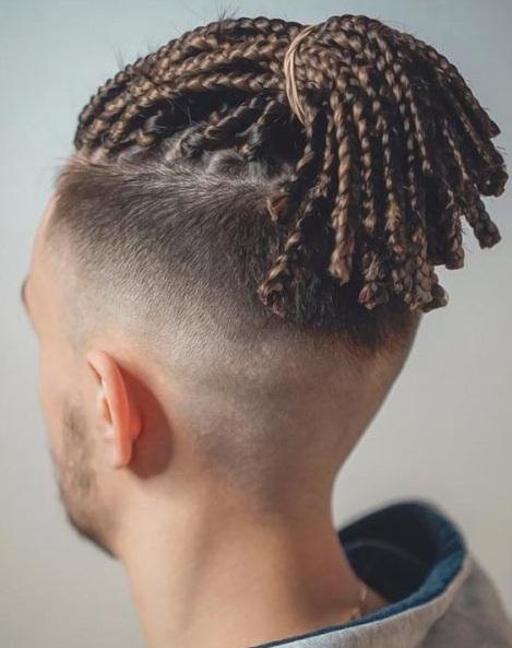 Mens Cornrow Hairstyles 2020