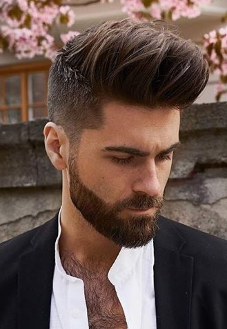 Pompadour Hairstyles 2020