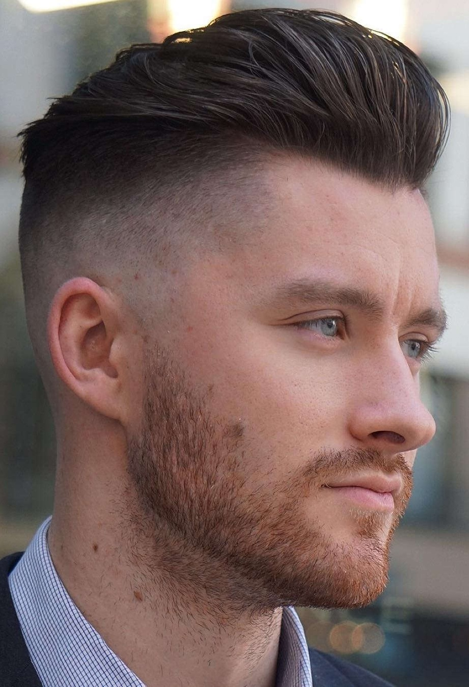 Popular Undercut Hairstyle for Men