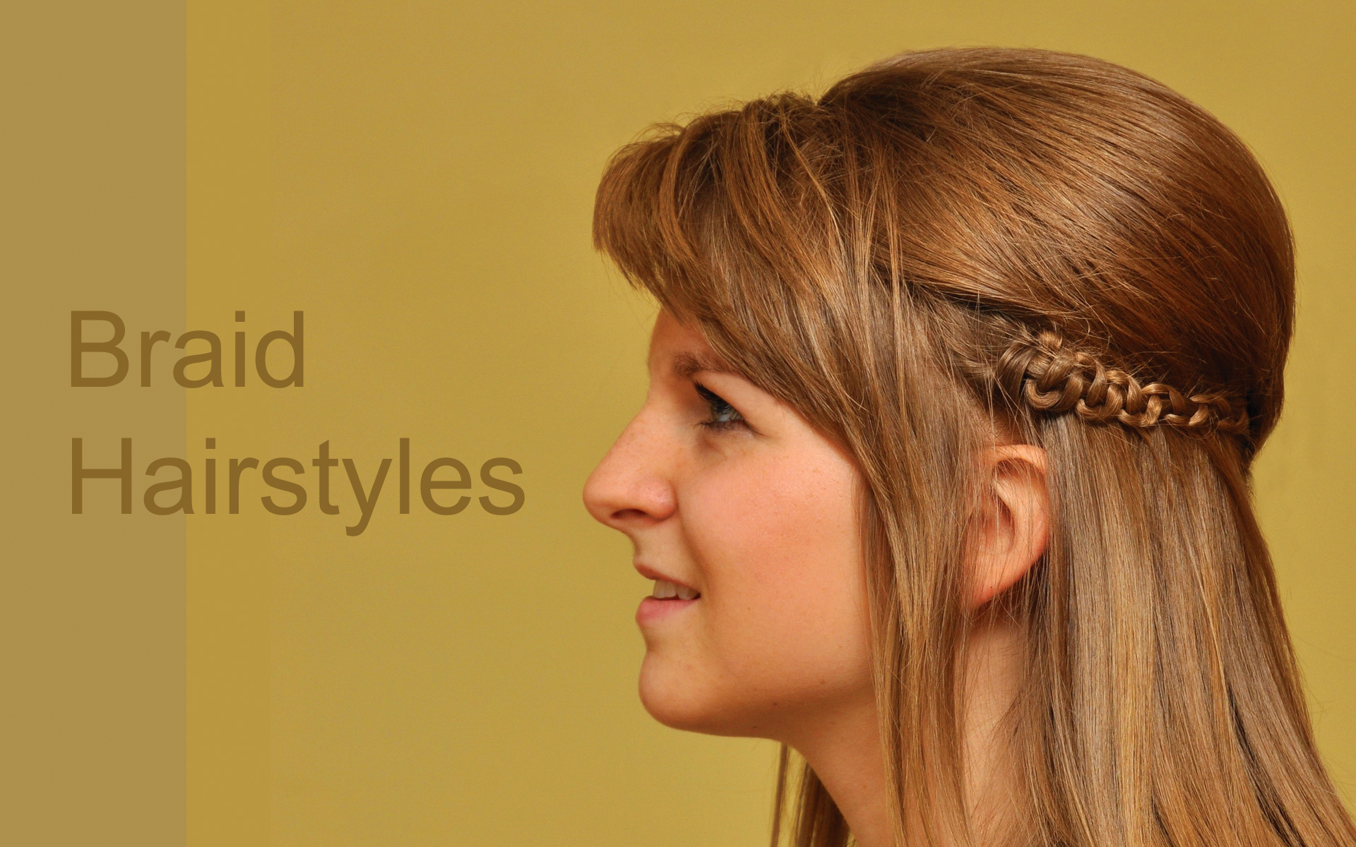 Braided Hairstyles Wallpaper - Hairstyle Archives