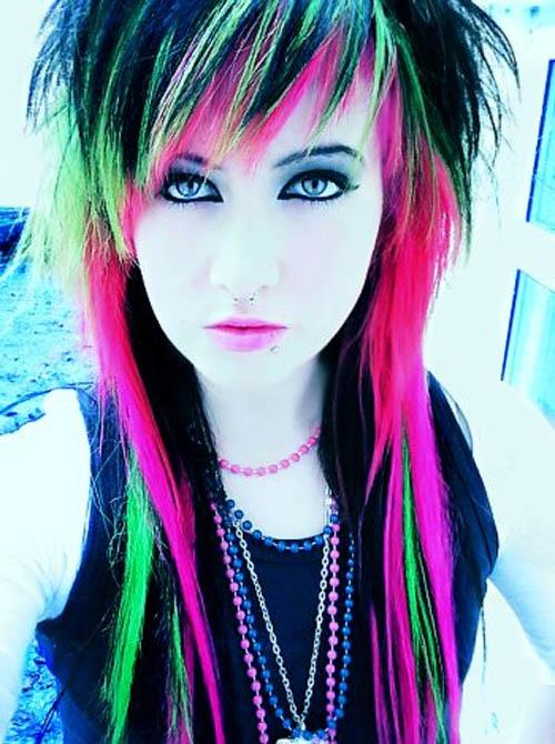 Emo Hairstyles Images - Hairstyle Archives