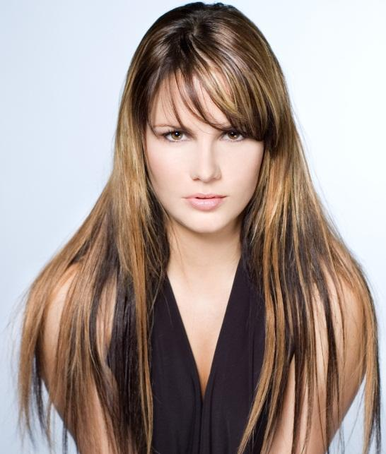 Blonde Highlights On Black Hair Hairstyle Archives