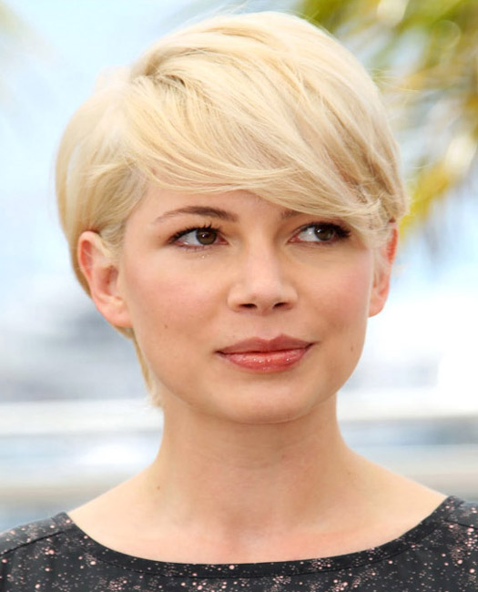 Pixie Haircuts For Women With Round Faces 81