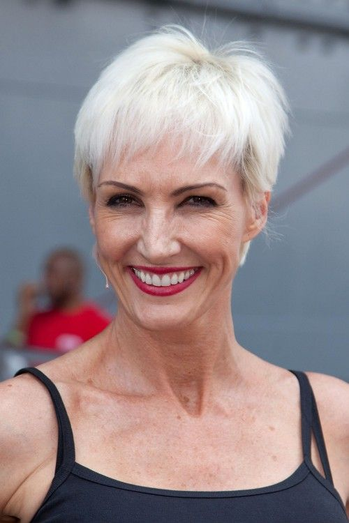 Short Pixie Haircuts For Women Over 50 - Hairstyle Archives