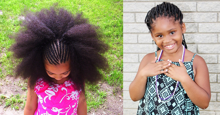 Little Black Girls Hairstyles - Hairstyle Archives