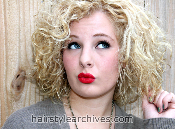 Curly Hairstyle Tips
