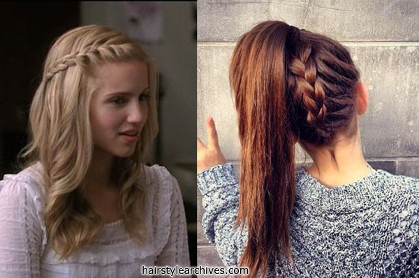hair ideas for school