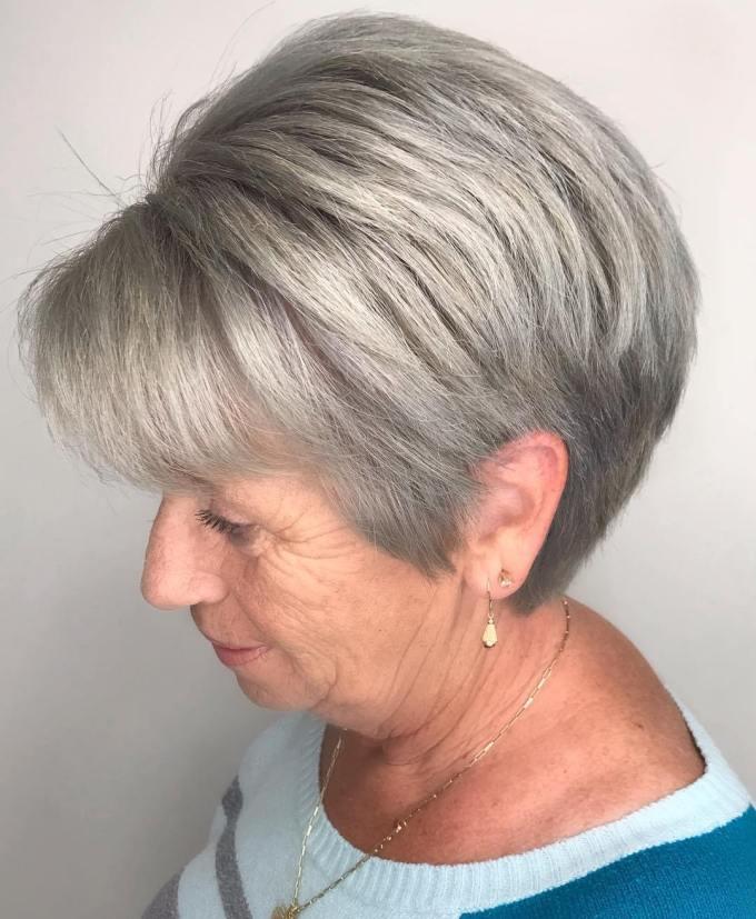 35 gray hair styles to get instagram-worthy looks in 2019