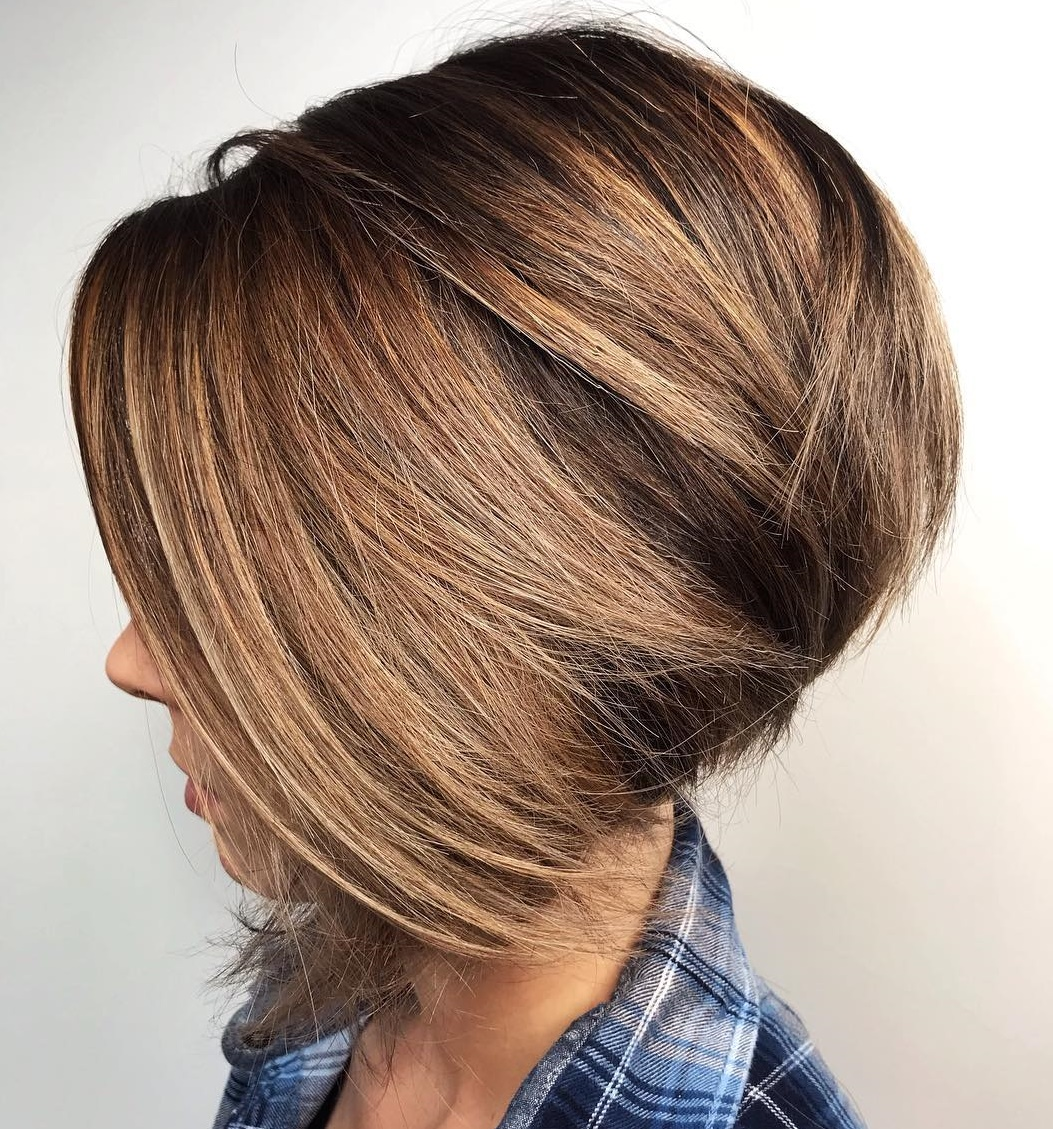 40 Awesome Ideas For Layered Bob Hairstyles You Can T Miss In 2020