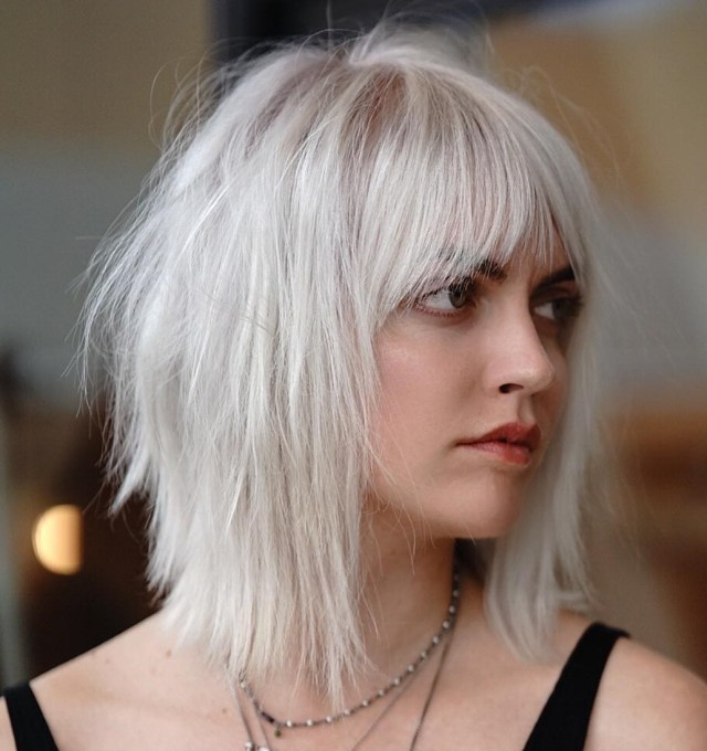 how to pull off medium length haircuts and hairstyles in 2019