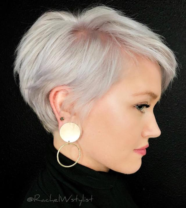 short hairstyles and haircuts for women to shine in 2019