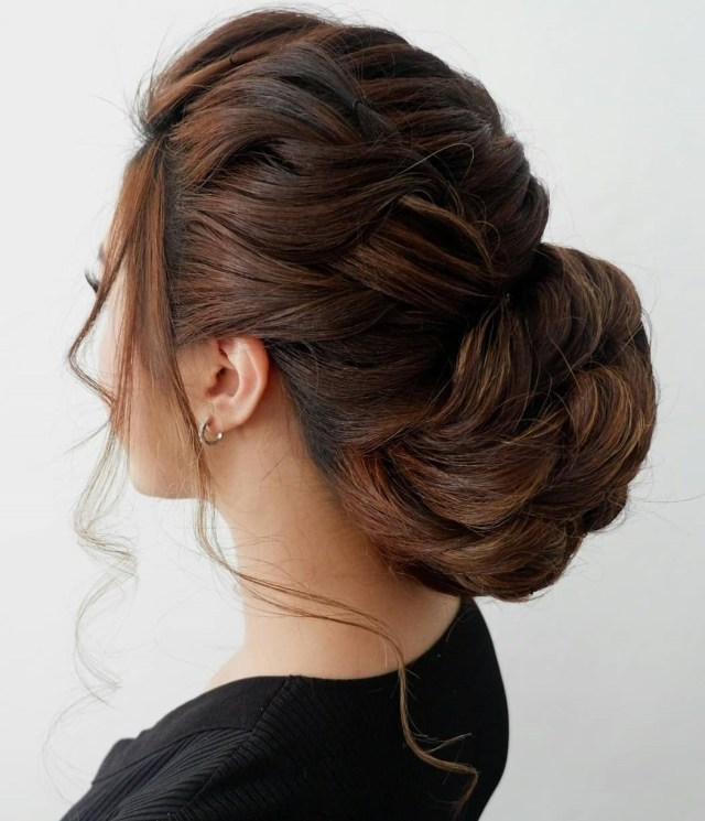 30 picture-perfect updos for long hair everyone will adore
