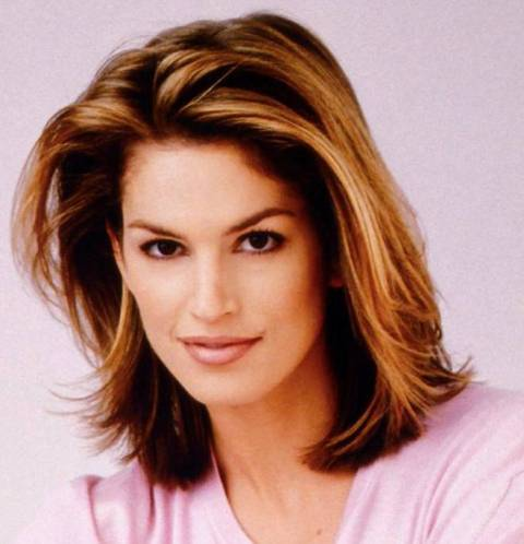 cindy crawford short hairstyle
