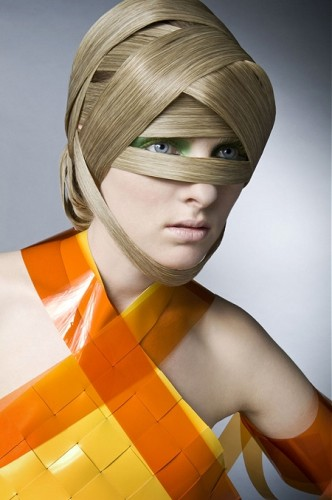Avant Garde Hairstyles Page 19