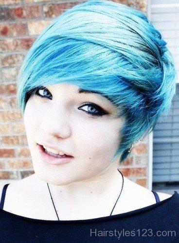 Short Emo Hairstyles