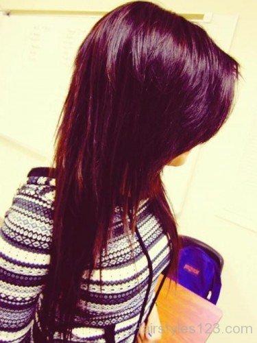 Burgundy Hairstyles