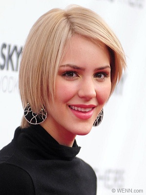 Katharine McPhee 12 Celebrities With Short Hair