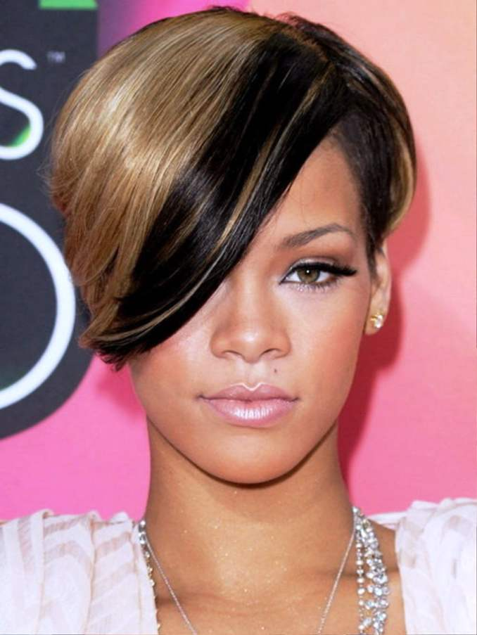 Image Result For Rihanna Long Hairstyles