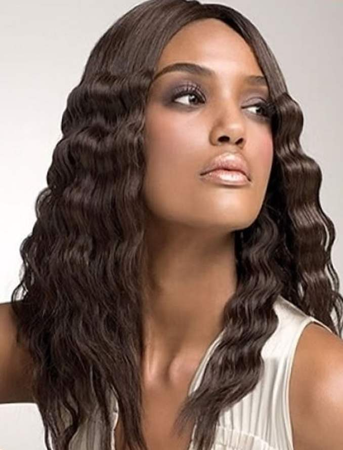 Image Result For Long Black Hairstyles