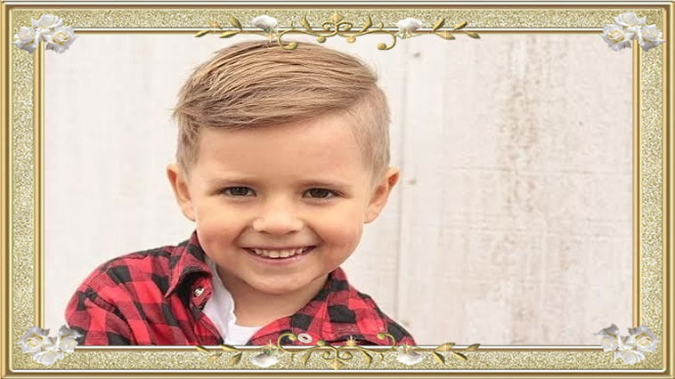 40 Cute Little Boys Hairstyles In 2017 Best Boys