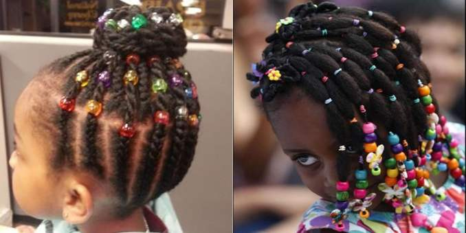 Image Result For Long Hairstyles For Black Girls