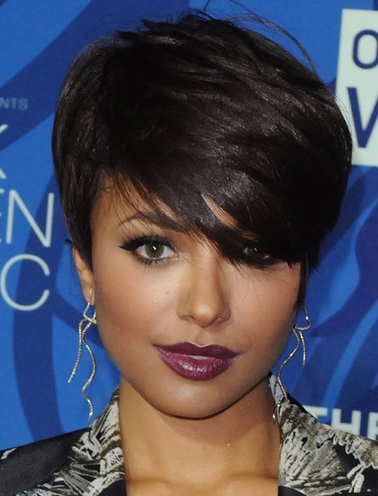 Black Women Short Hairstyles Page 1