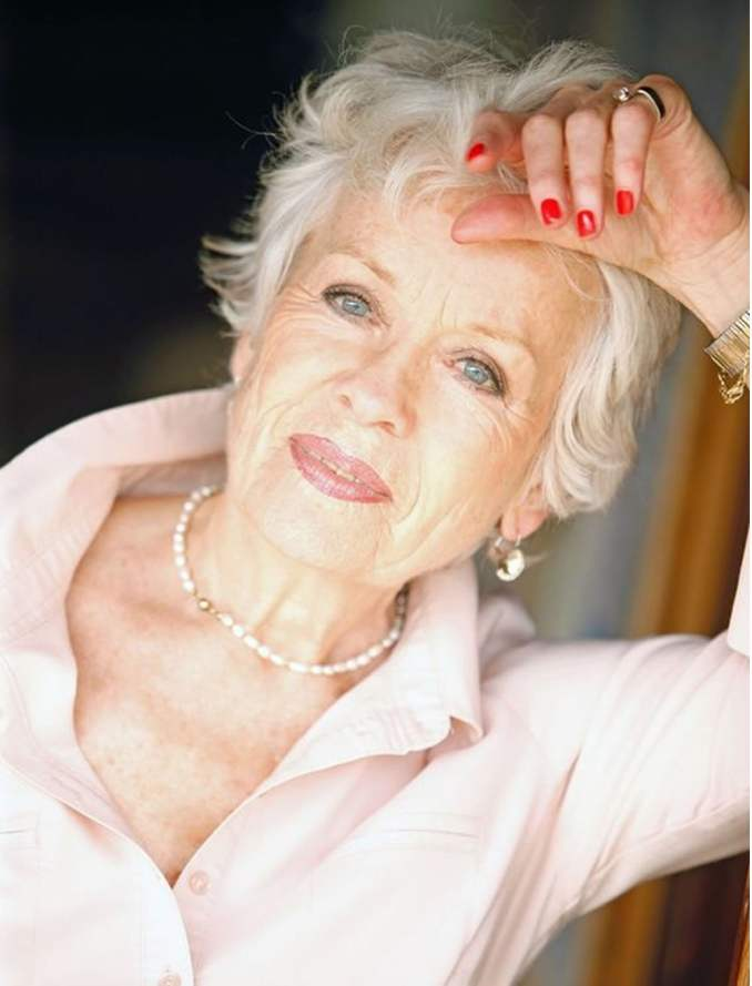 Image Result For Short Hairstyles For Senior La S