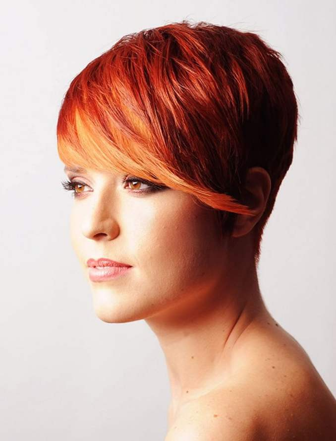 Image Result For Short Hairstyles For Colored Women