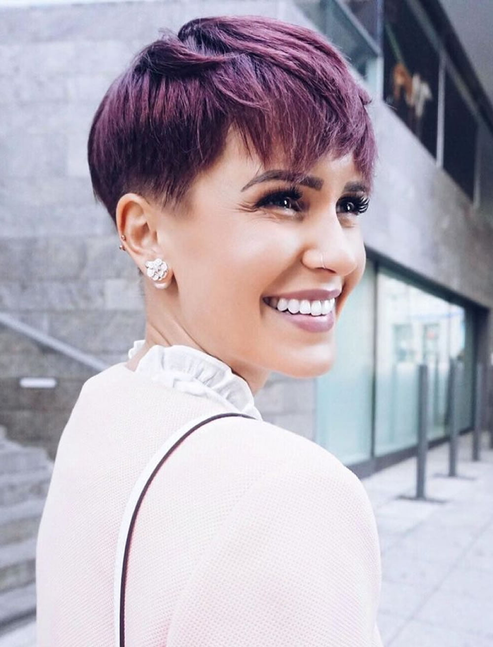 Short Hair Hairstyles For Spring Amp Summer 2018 2019 Page