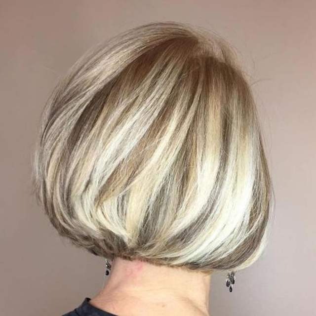 2018 haircuts for older women over 50 – new trend hair ideas