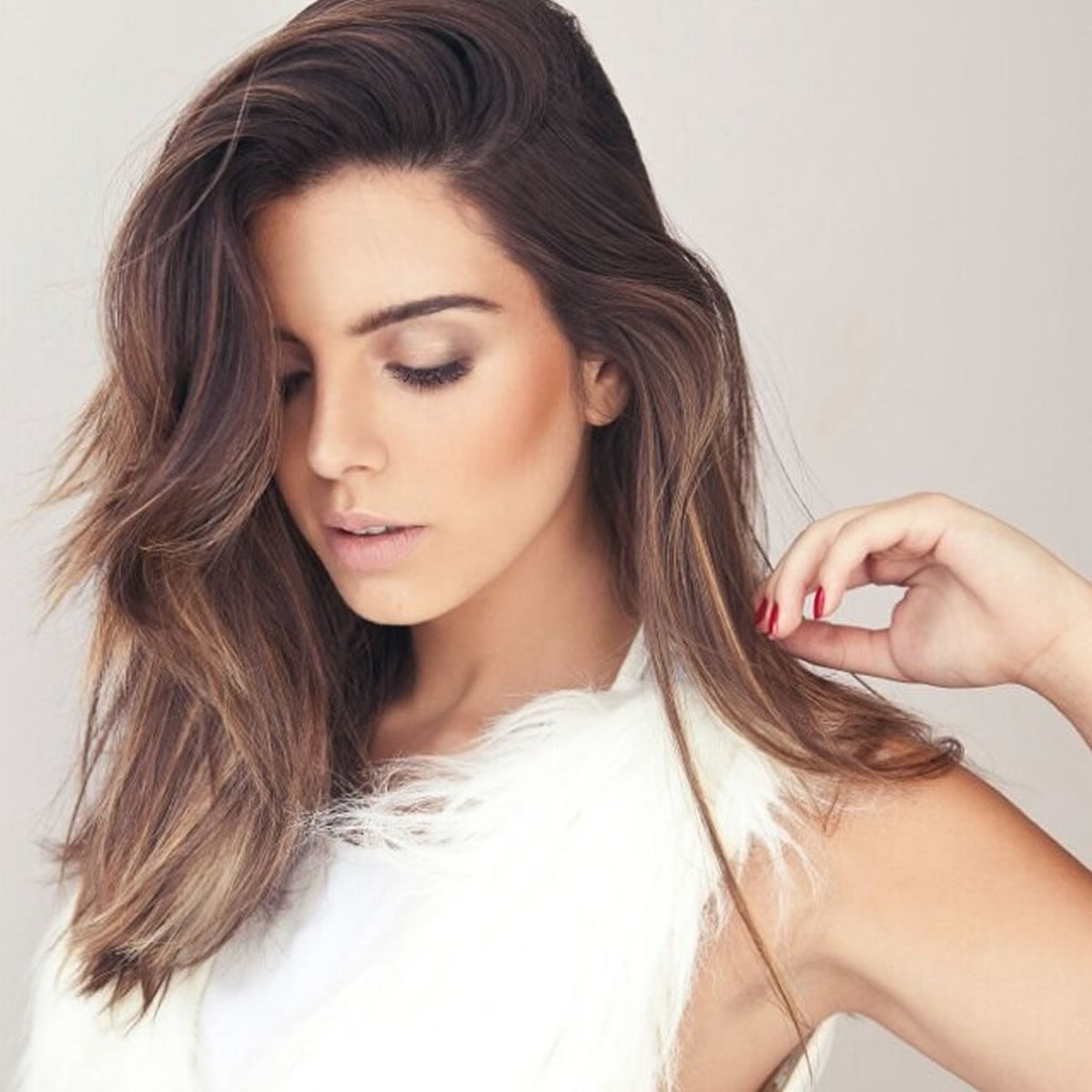 Medium Hairstyles And Haircuts For Women 2018 2019 Page