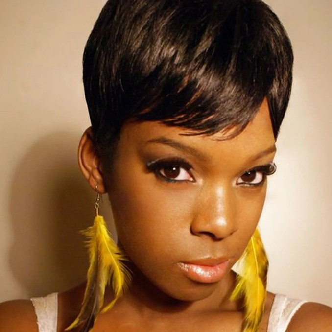 Image Result For Pic Of Short Black Hairstyles