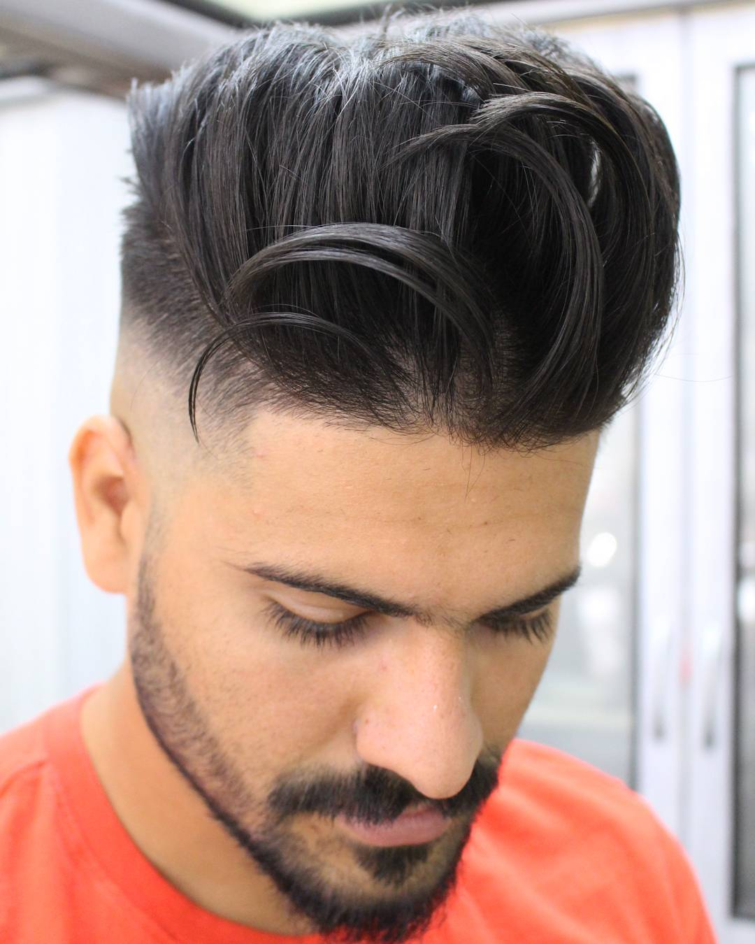 Pompadour Hairstyles Amp Haircuts For 2018 Viral 21 Pomp