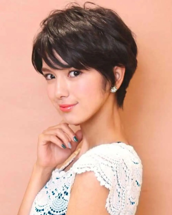 Image Result For Short Asian Hairstyles Women