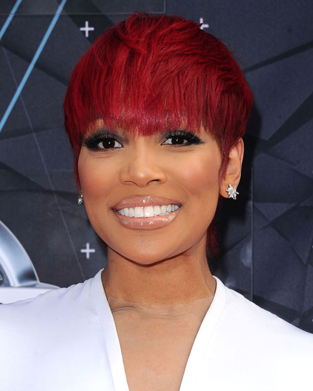 Red Short Hairstyles Black Hrotelrehberii