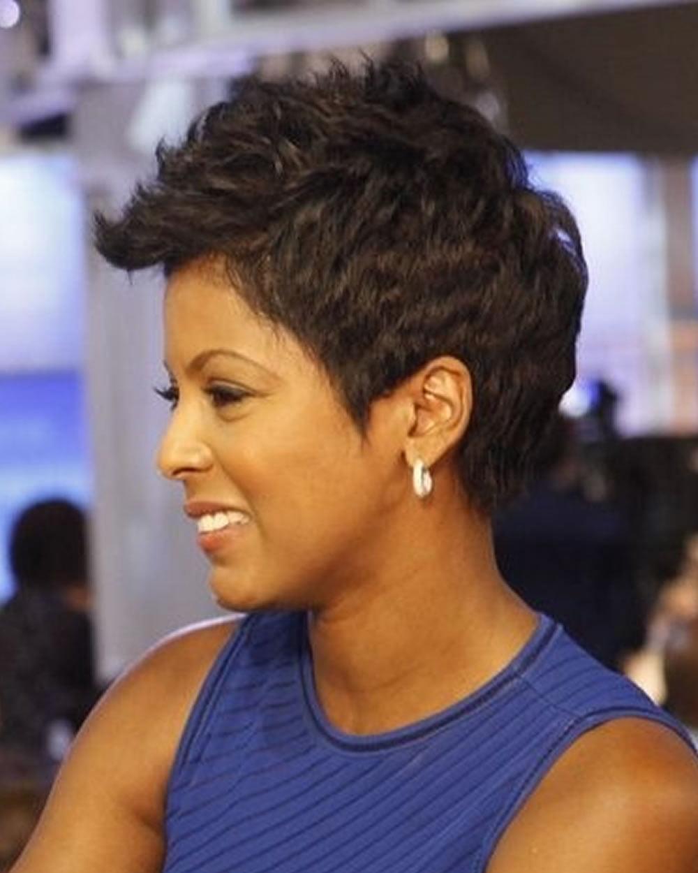 Short Pixie Black Hairstyles 2018 Latest Haircut Ideas