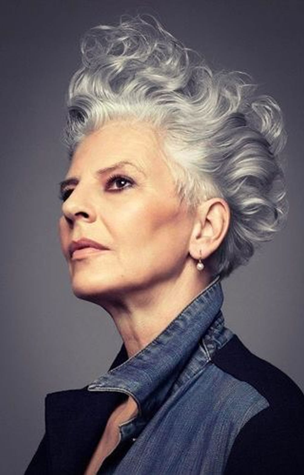 2018s Best Haircuts For Older Women Over 50 To 60 Page