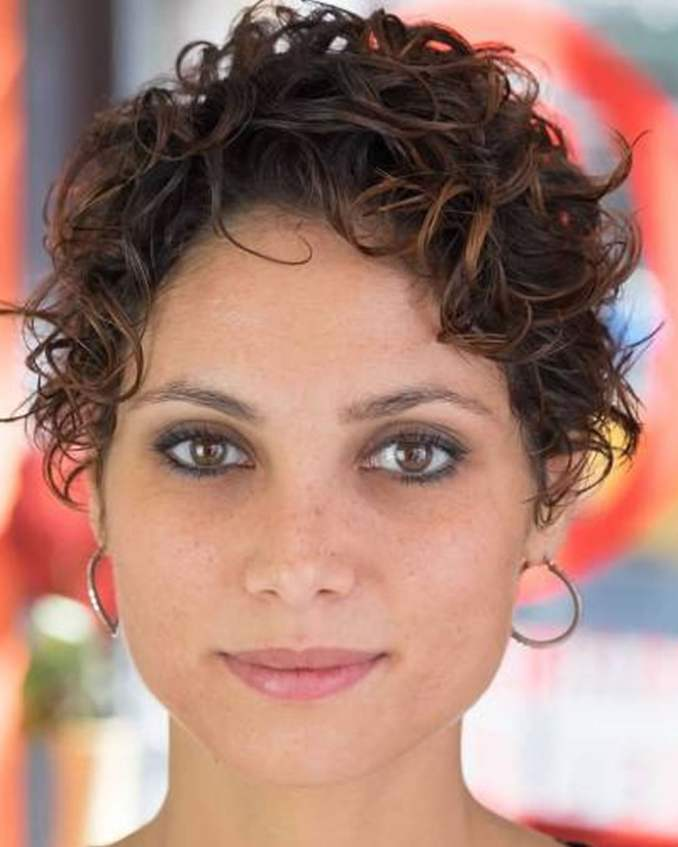 Image Result For Trendy Short Curly Hairstyles
