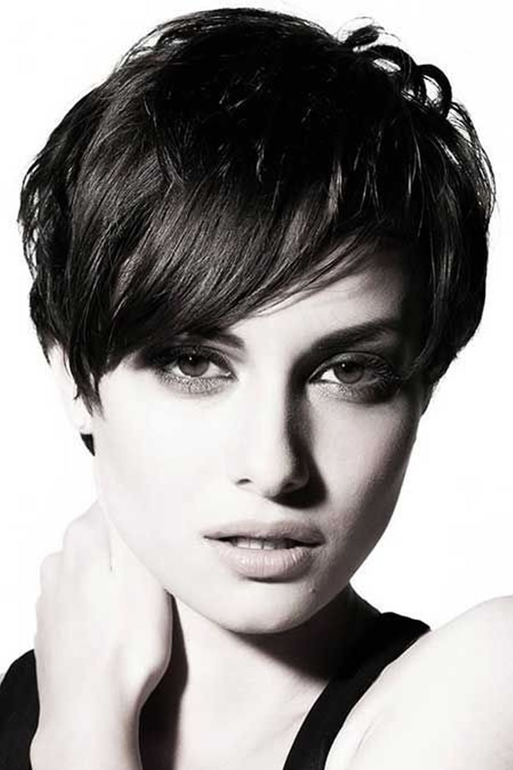Pixie Or Short Hairstyle Images 2018 Amp Short Hair Cut