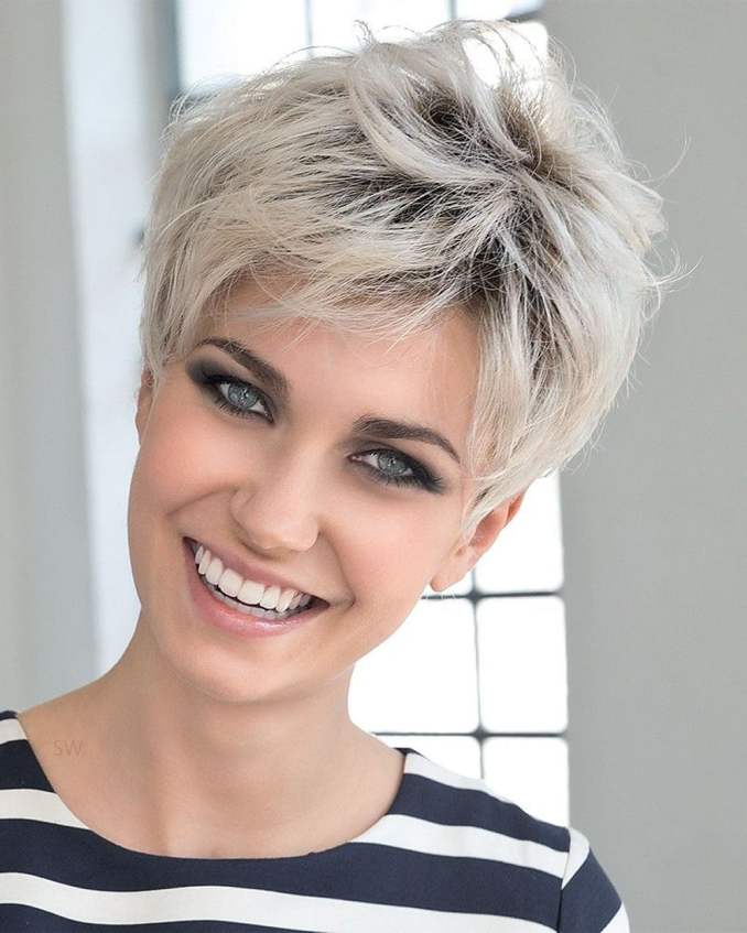 Image Result For Very Short Hairstyles For Girls